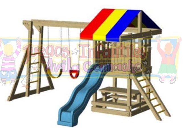Juegos Infantiles Avila Camacho Parques Infantiles Resbaladillas