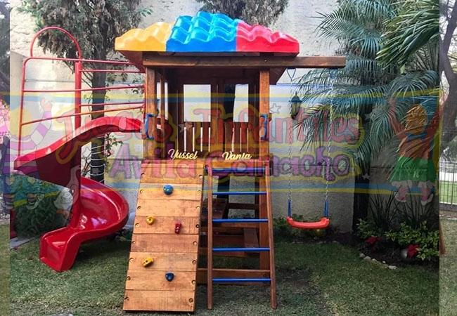 Juegos-de-madera | Juegos Infantiles Avila Camacho